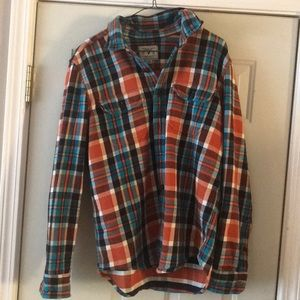 Other - American Eagle Plaid Flannel Shirt